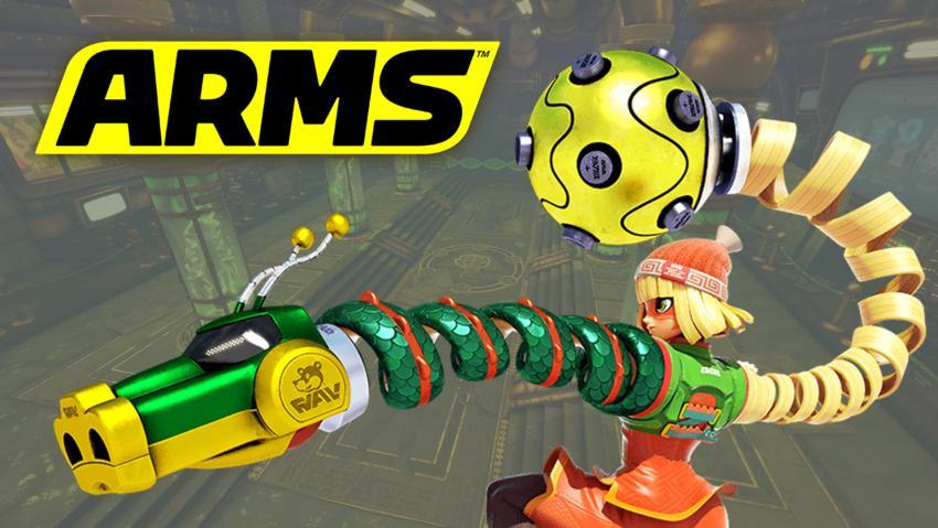 SteelSeries ARMS