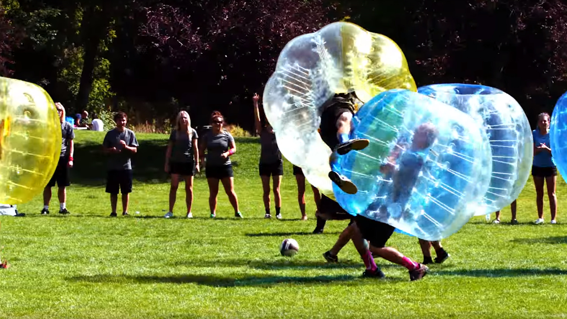 Speedlink Bubble Soccer