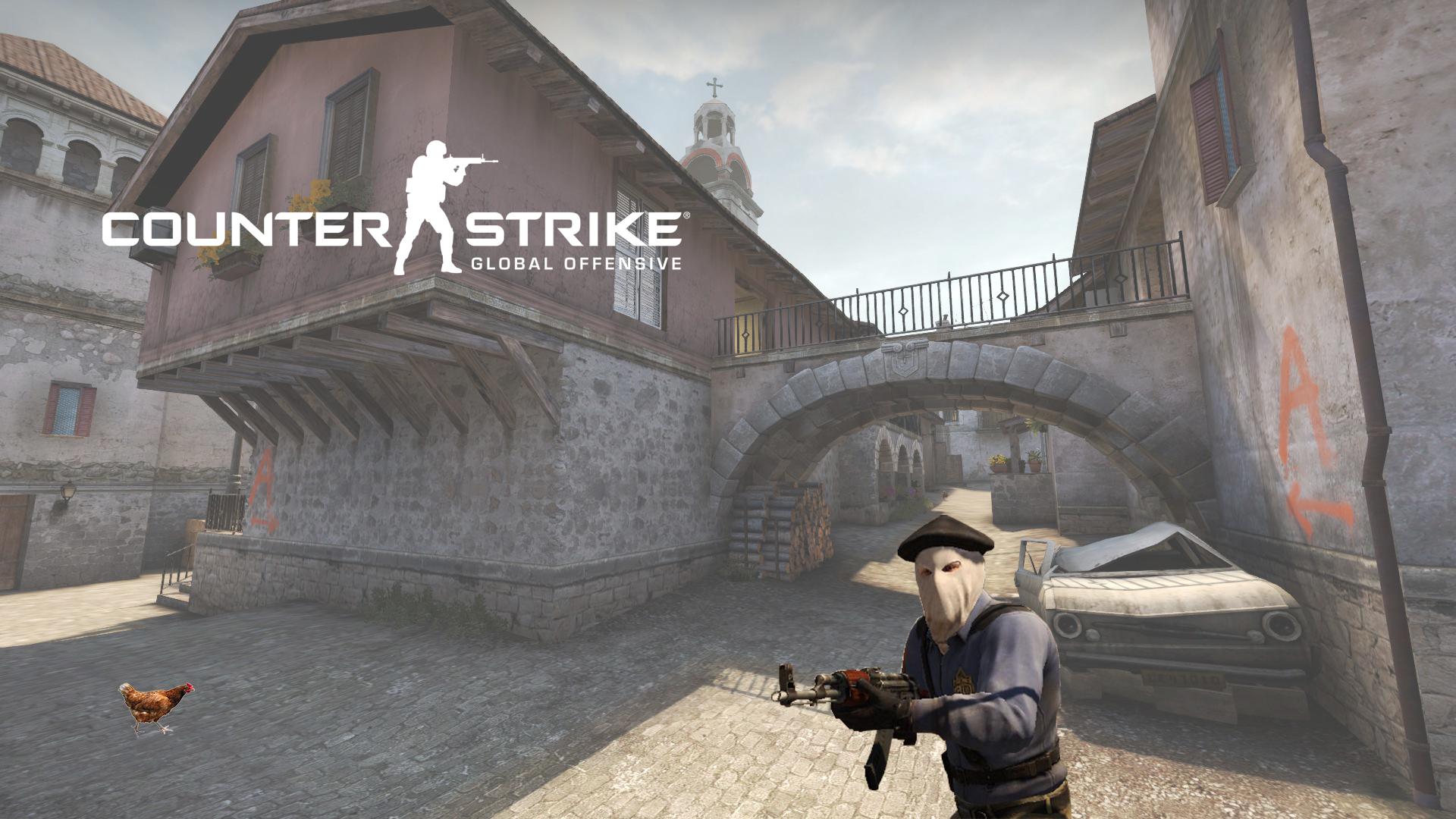 Trust Gaming Counter-Strike: GO