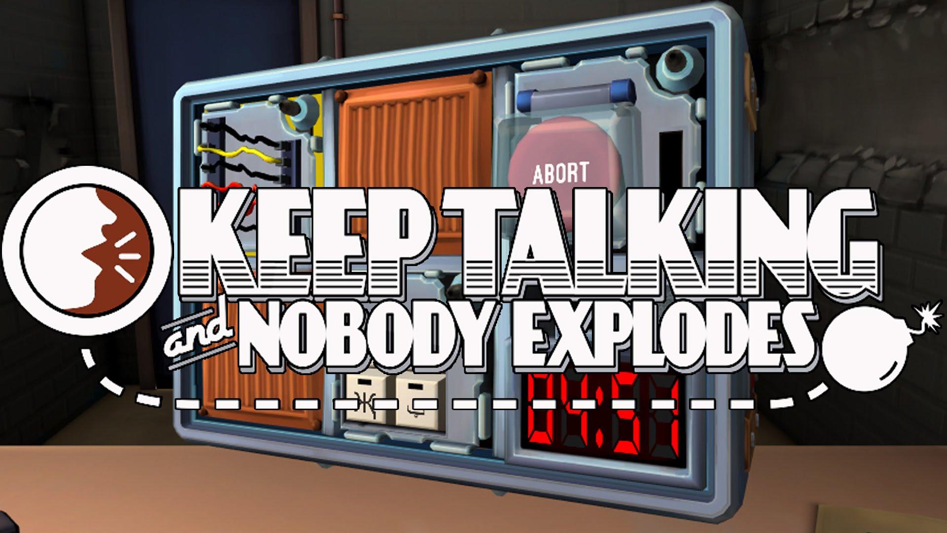 SteelSeries Keep Talking