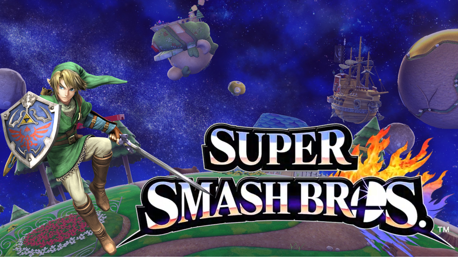 Nacon Smash Bros. Wii U