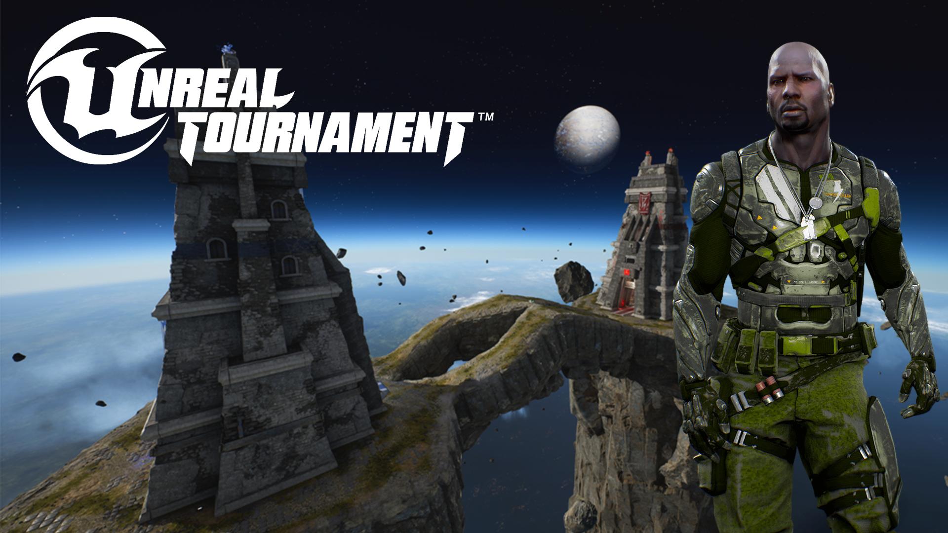 Acer Predator Unreal Tournament