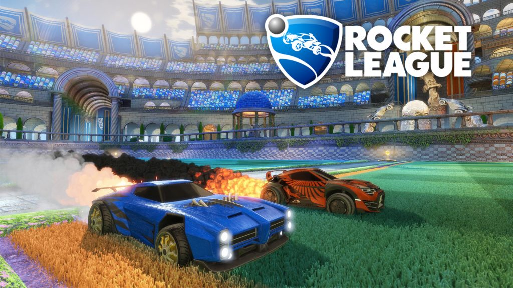 14:30 - Rocket League 2v2
