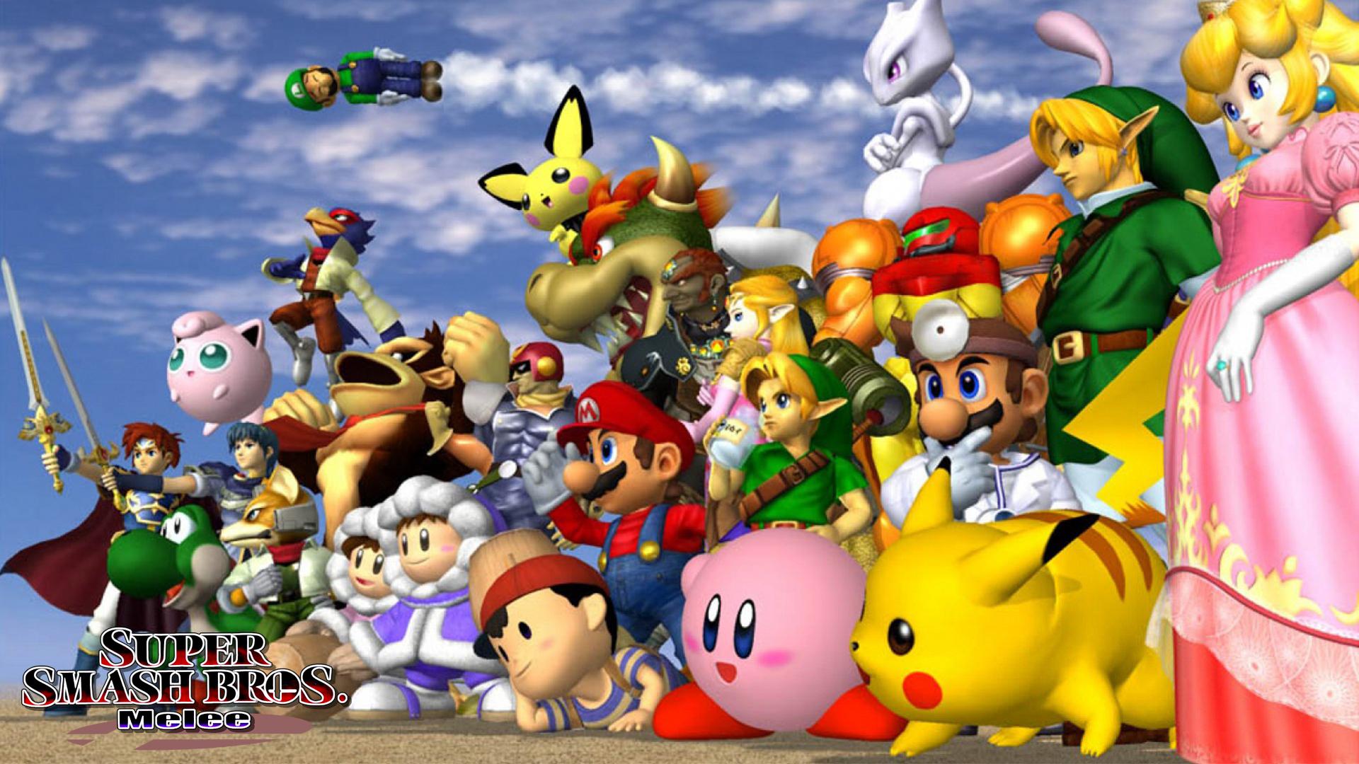 15:30 - Smash Bros. Melee