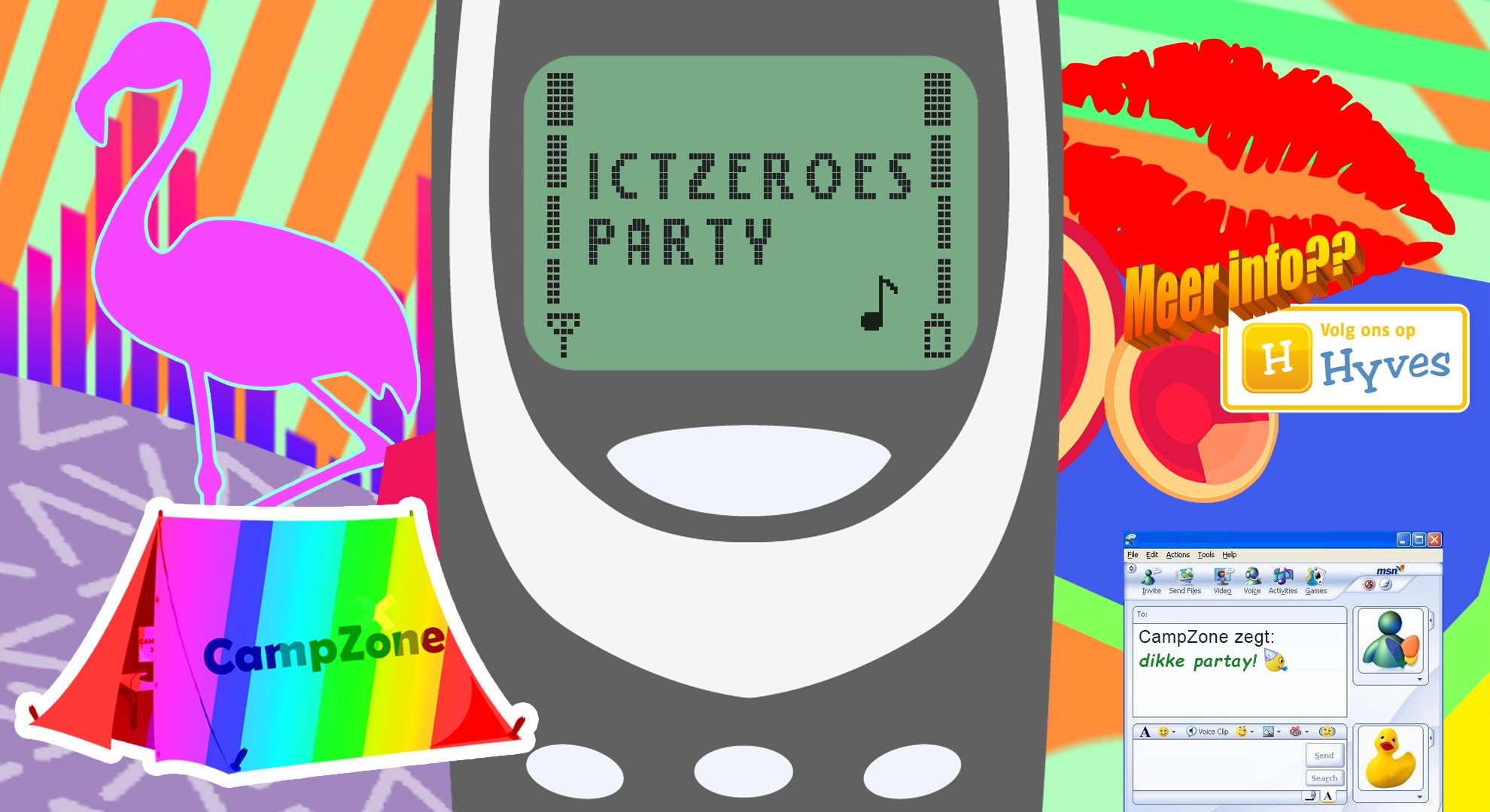 22:00 - ICTZeroes Party