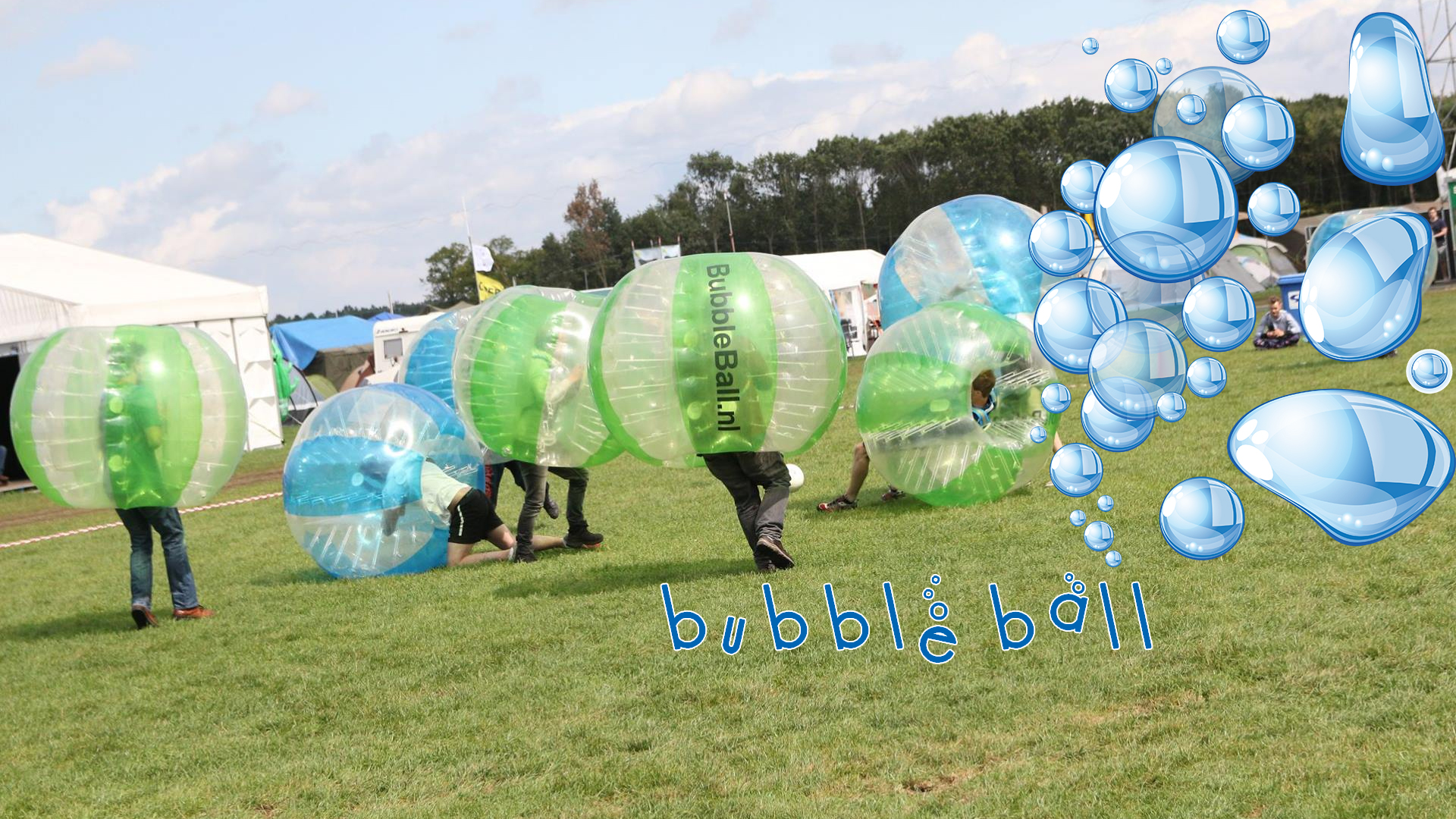 20:00 - Bubble Ball