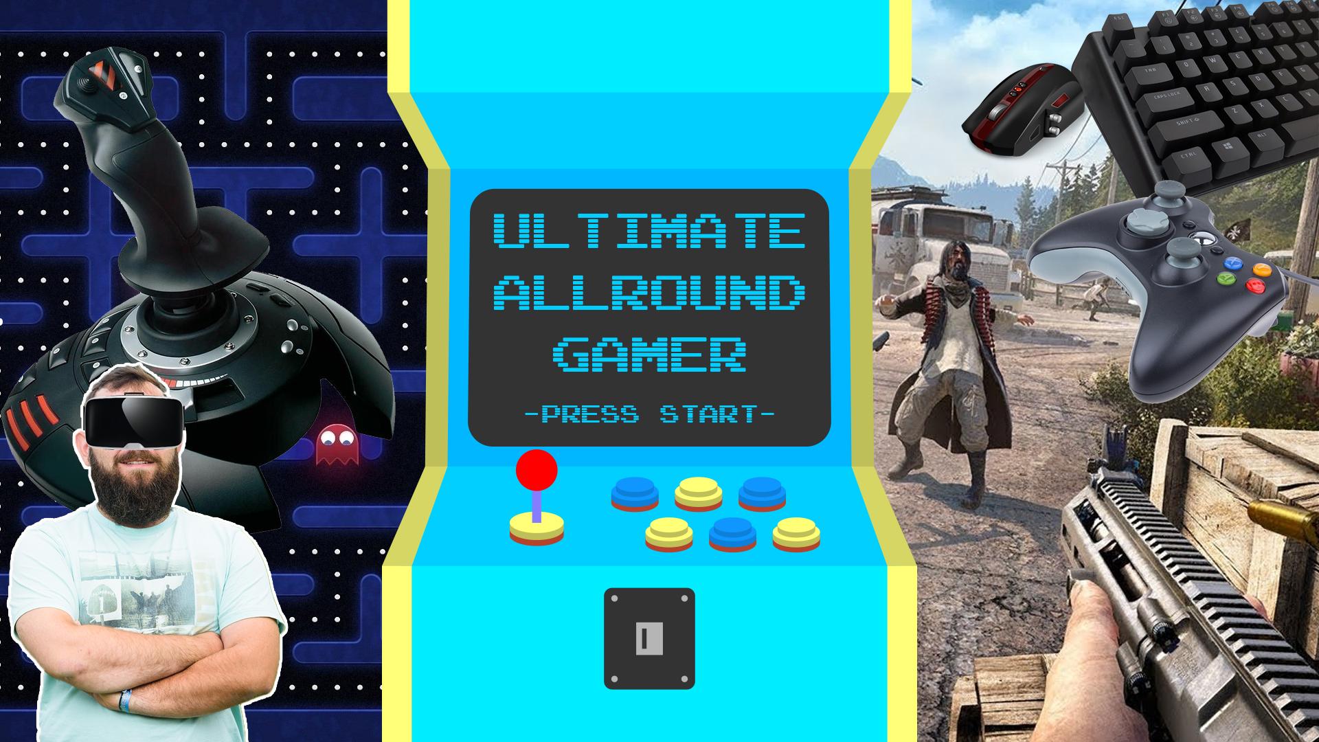 14:00 - Ultimate Gamer