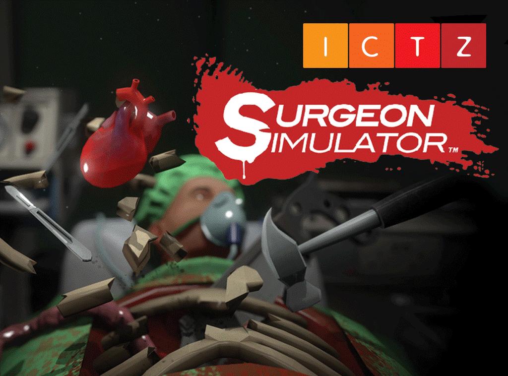 10:00 - Start ICTZ Surgeon Simulator Challenge