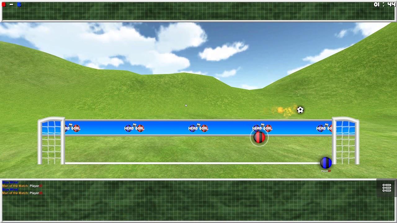 15:00 - Head Goal Soccer Online