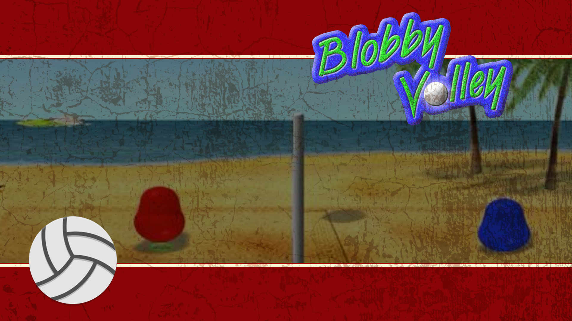 14.00 - Blobby Volley