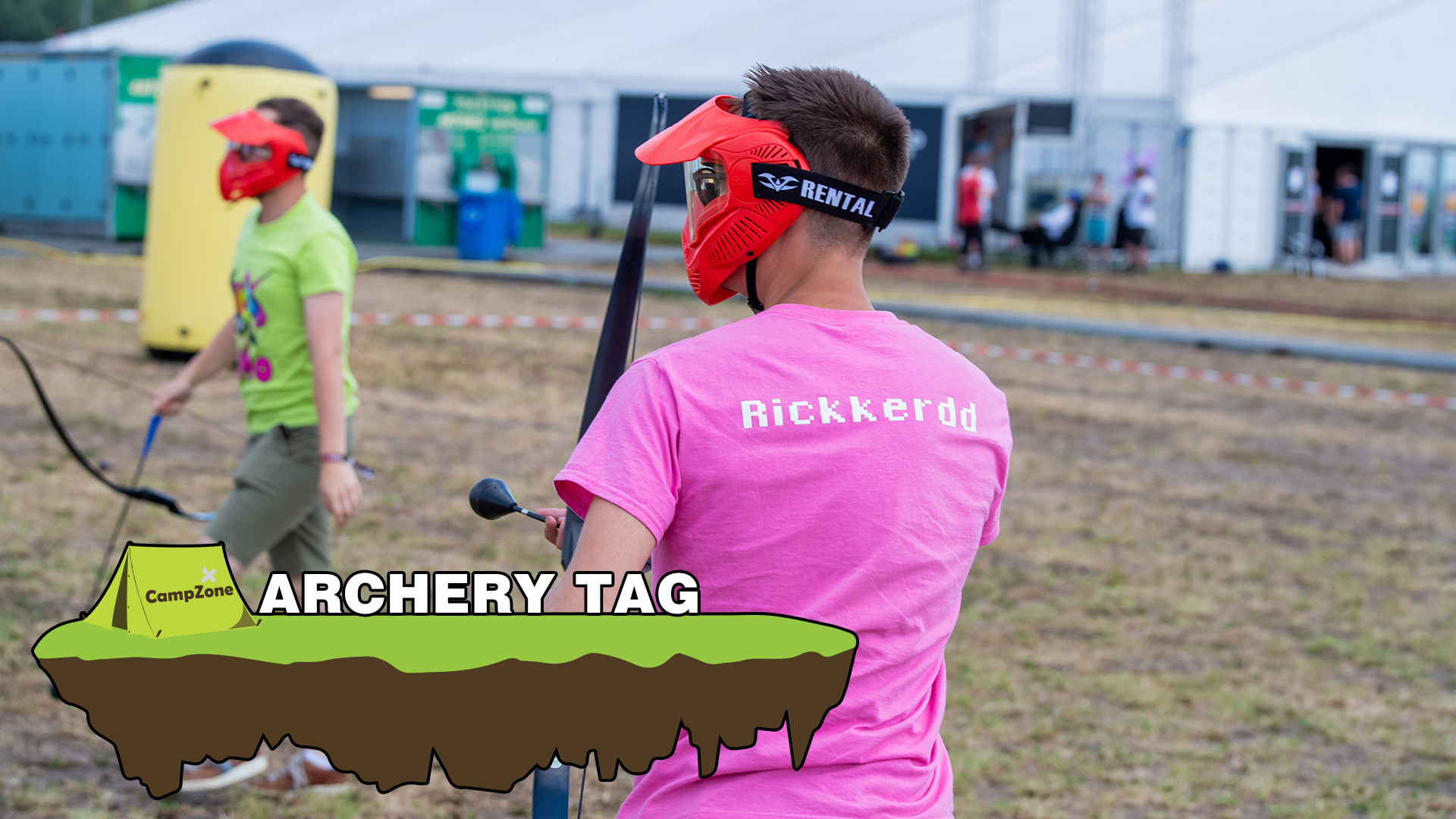 14.00 - Archery Tag
