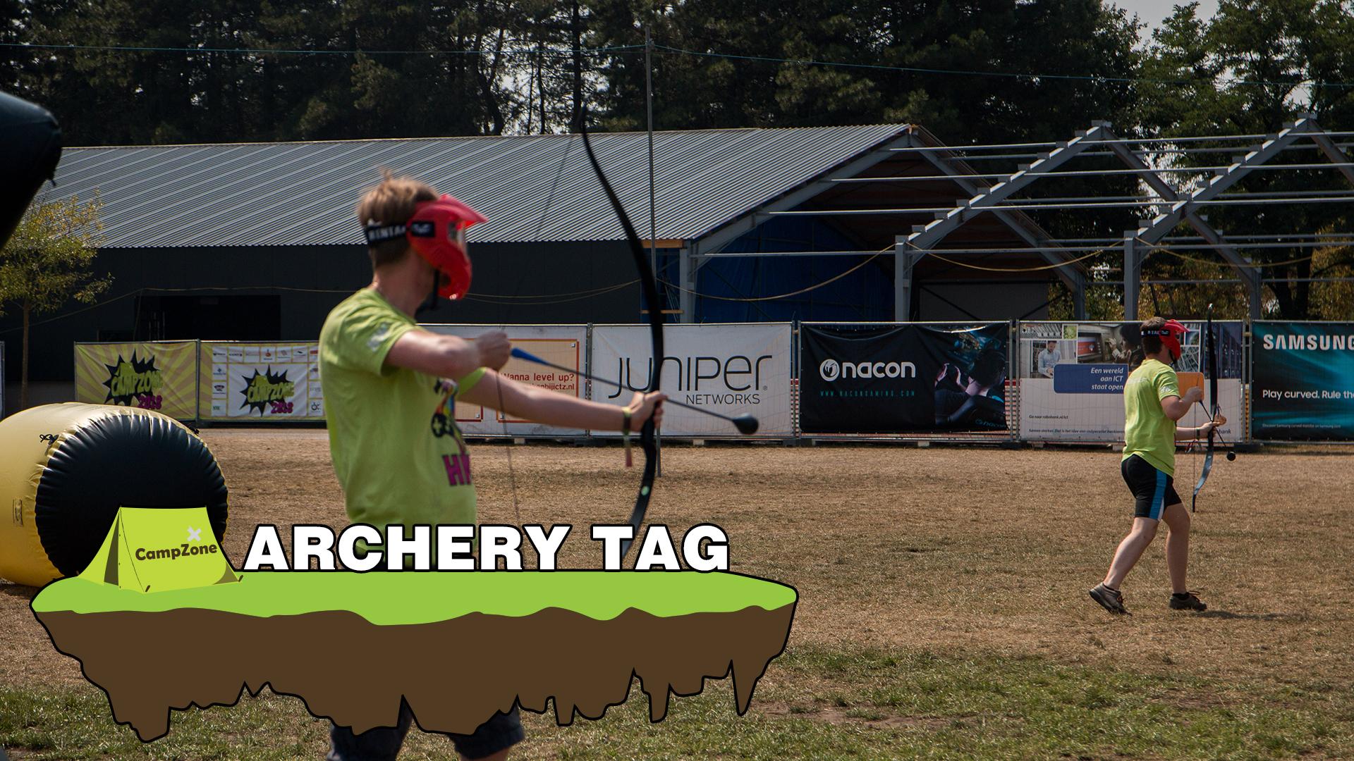 13.30 - Archery Tag