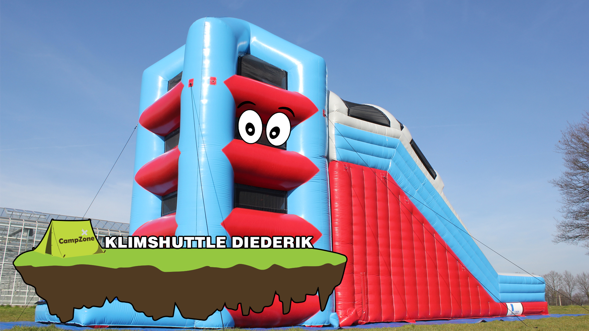 14.00 - Klimshuttle Diederik