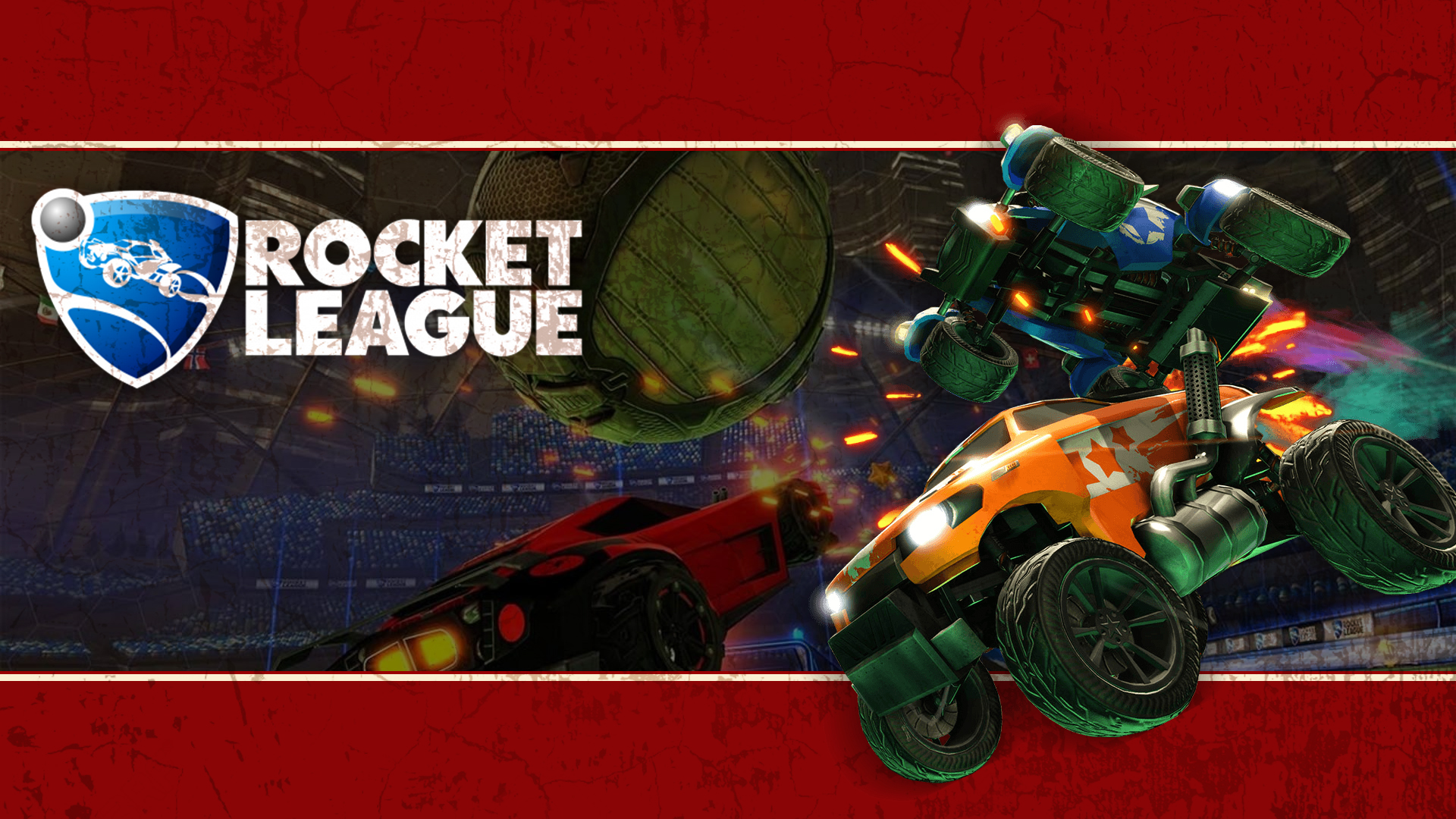 12.00 - Rocket League 3v3