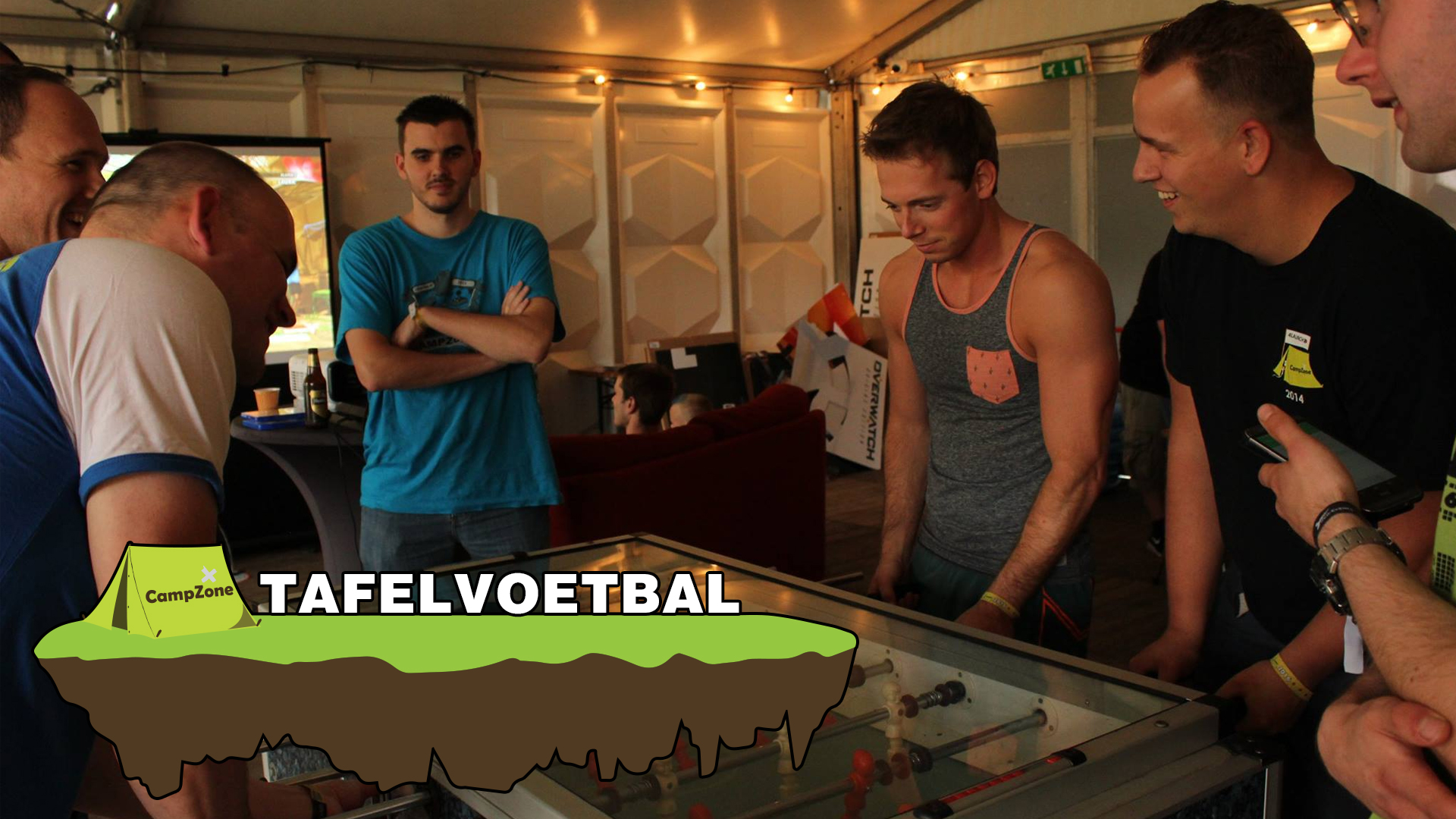 14.30 - Table Soccer