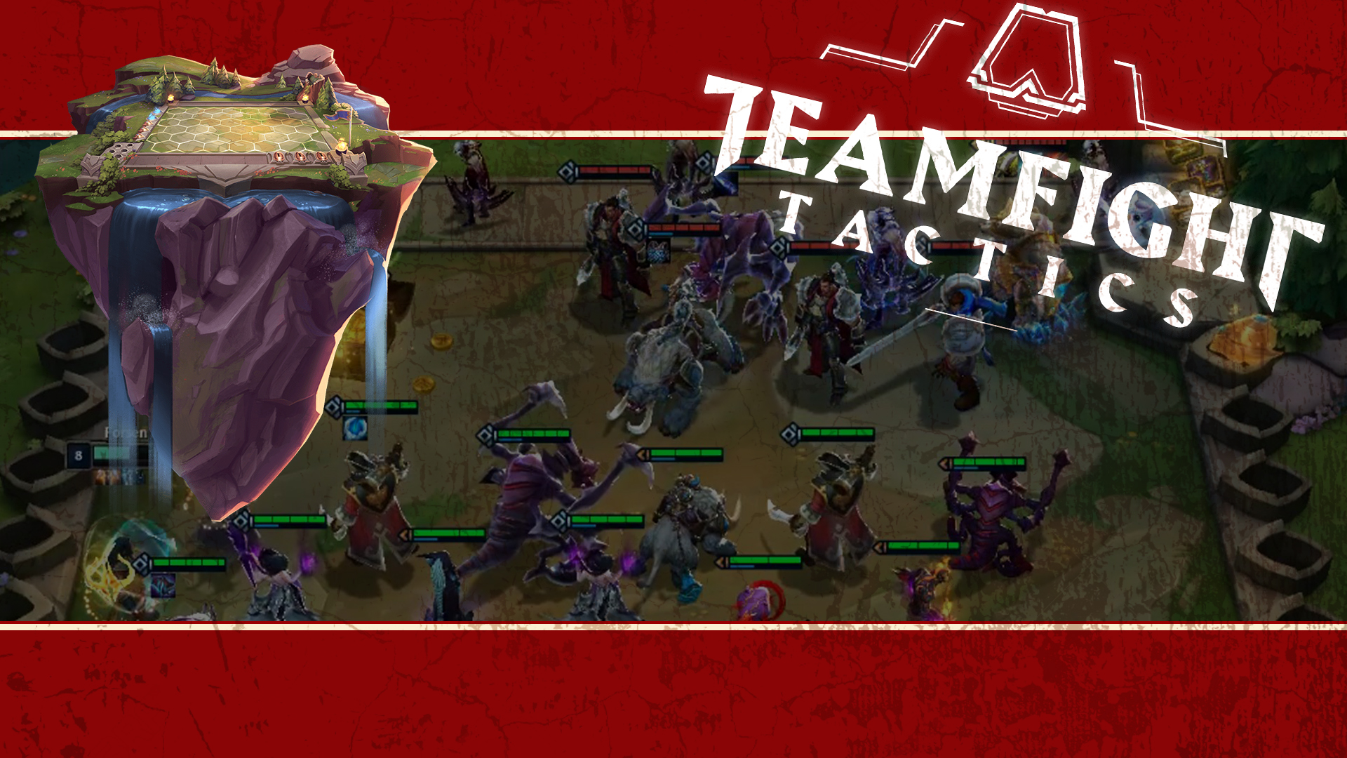 11.00 - TeamFight Tactics