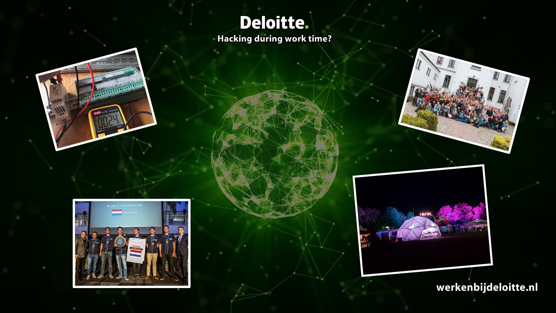 12.00 - Deloitte Presentation