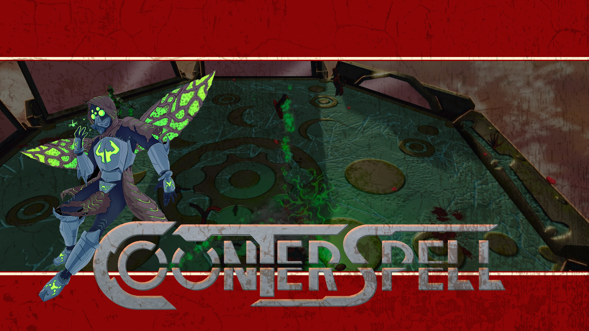 16.00 - Counterspell Launch Party