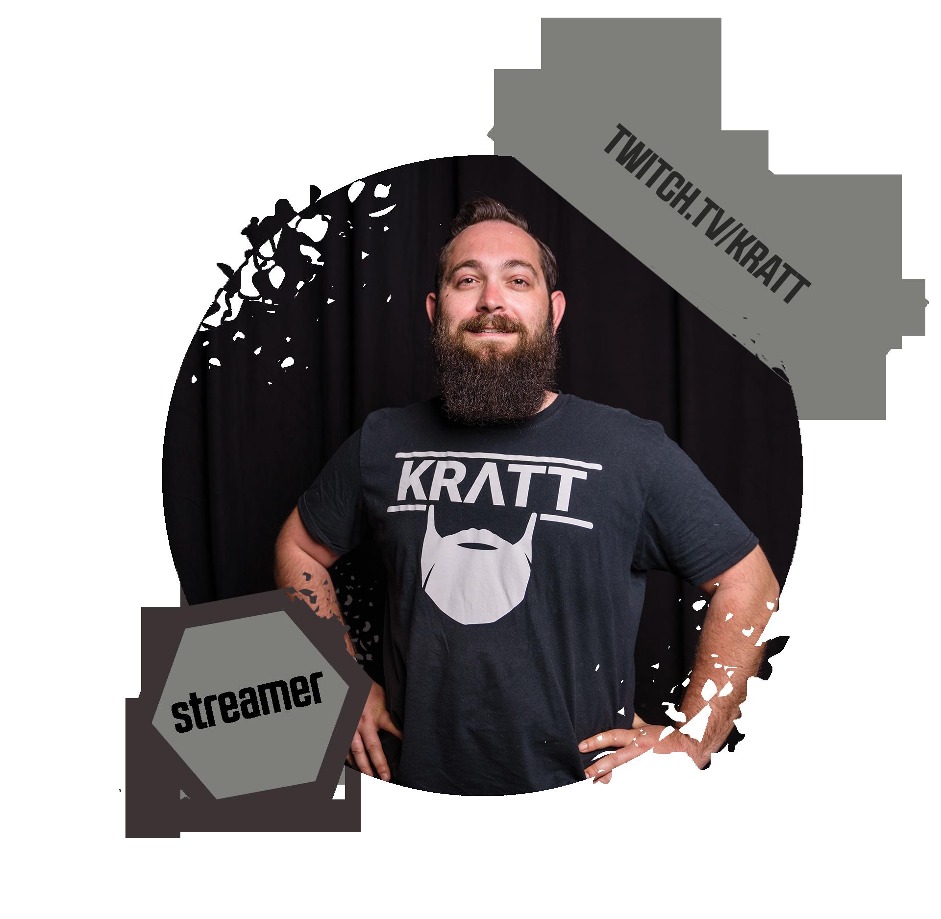 </p> <p><center>Kratt Gaming</center>