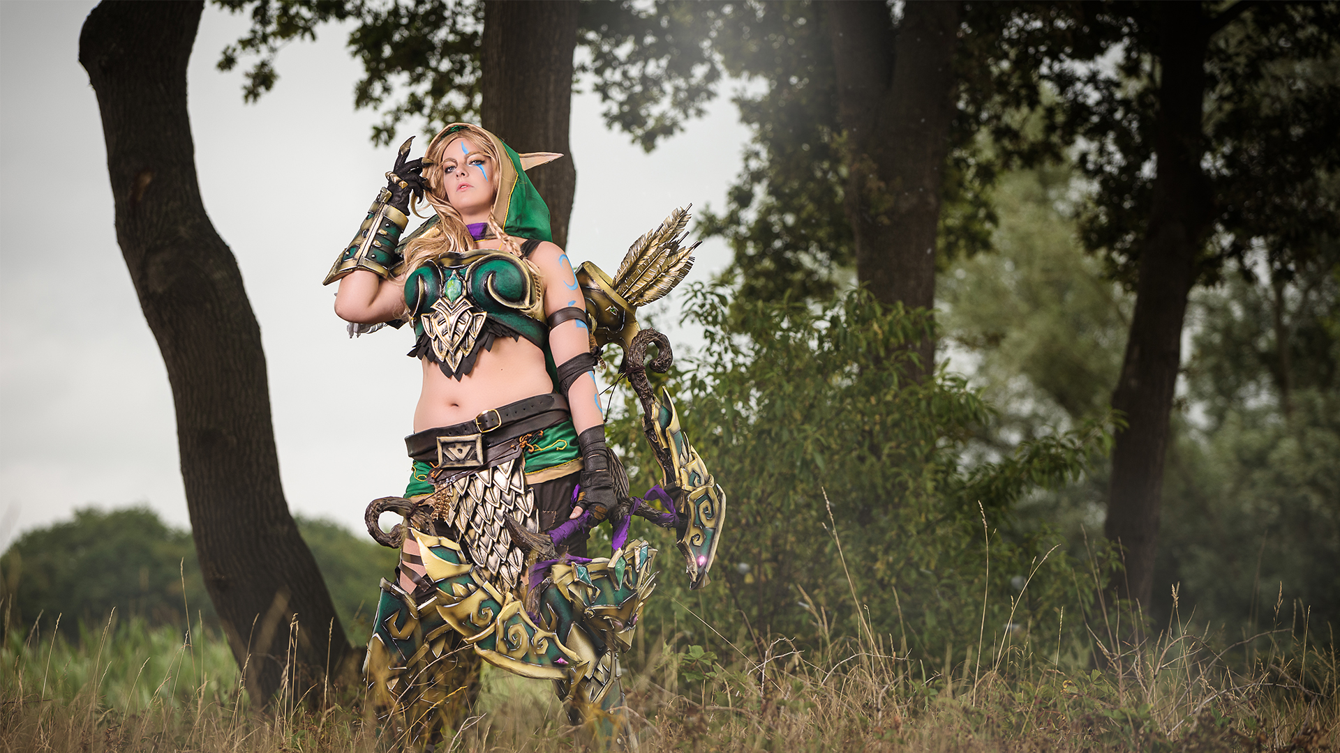By Jeroen Weimar Photography / tehweiman - Kalseru Cosplay