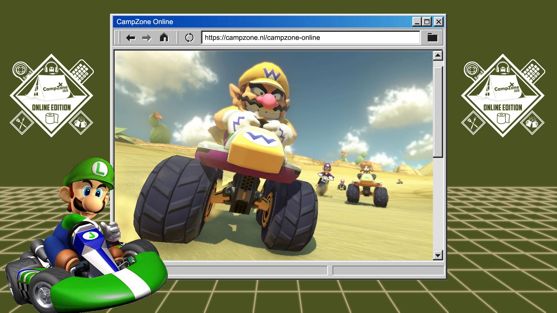 13:00 - Mario Kart 8 Deluxe (All Day)