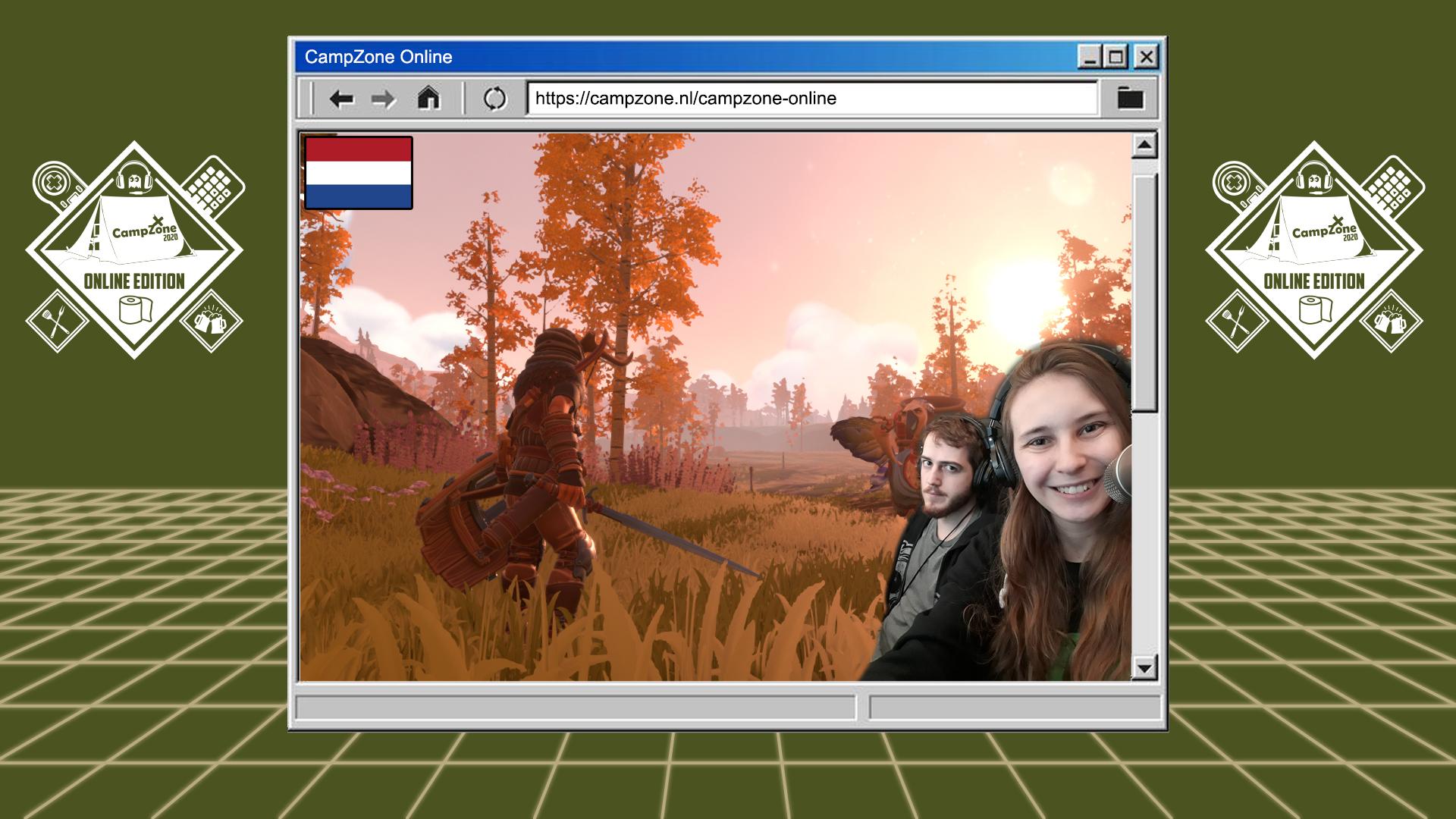 21:00 - Dutch Games: Pine with Goedgemutst