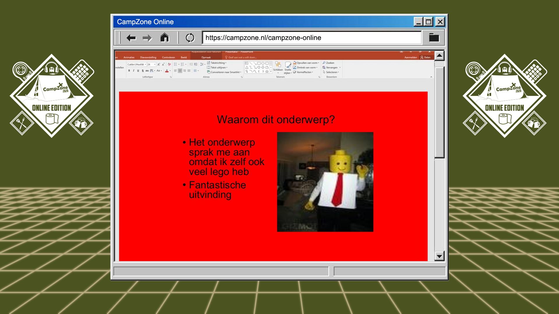 20:00 - PowerPoint Karaoke