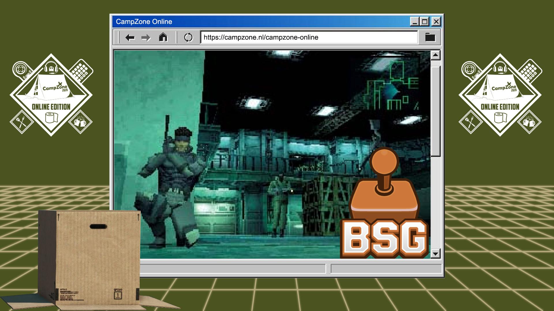 13:00 - Metal Gear Solid Speedrun