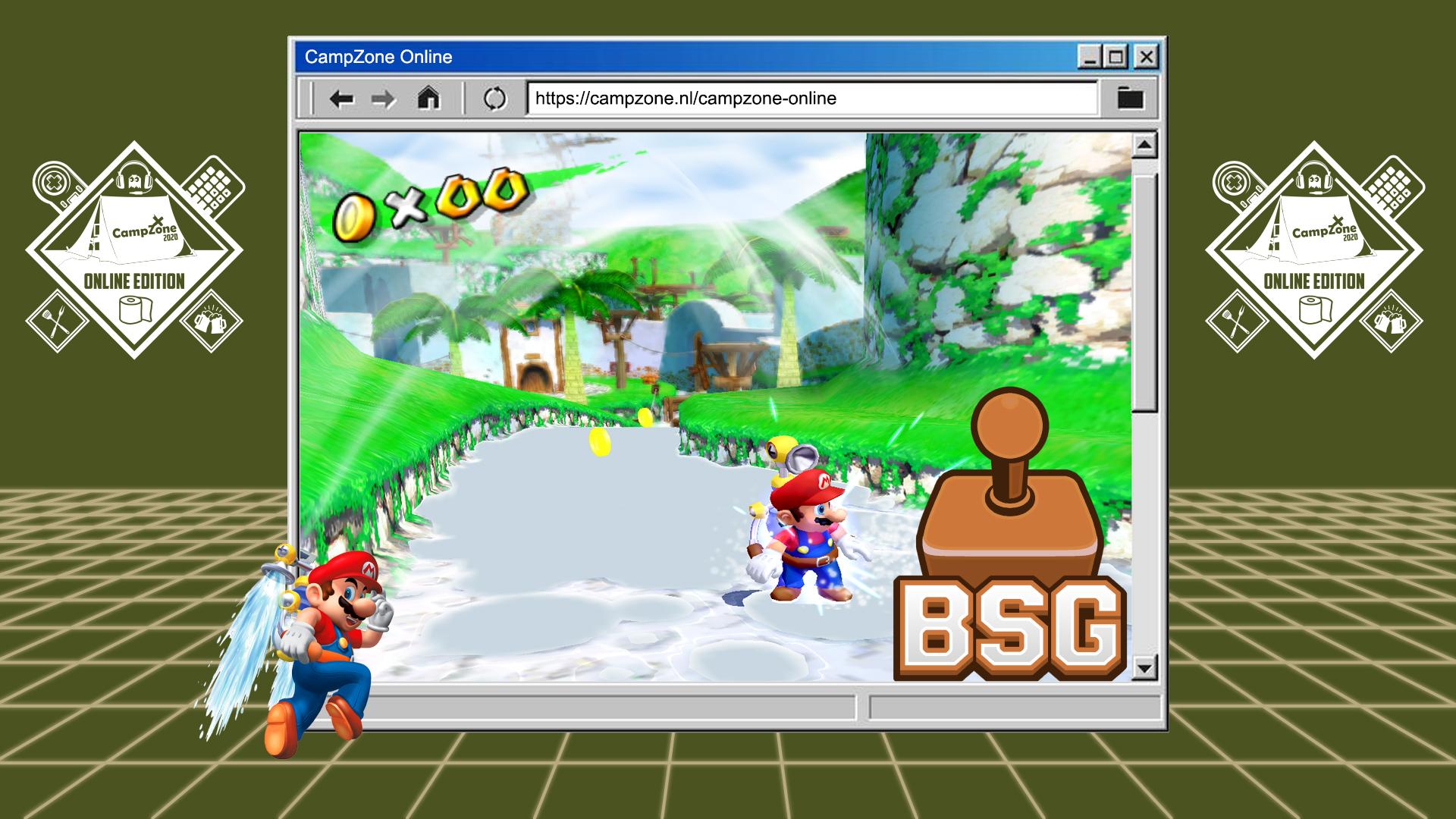 13:00 - Super Mario Sunshine Speedrun